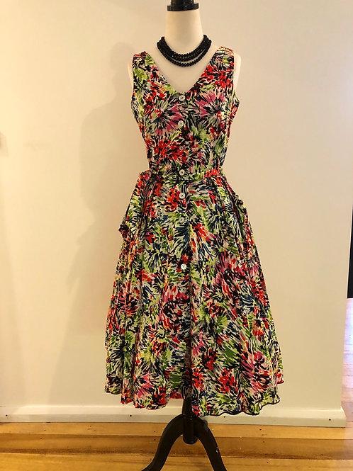 Jump Australian cotton 1950's style frock