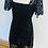 Thumbnail: Stella black lace formal dress