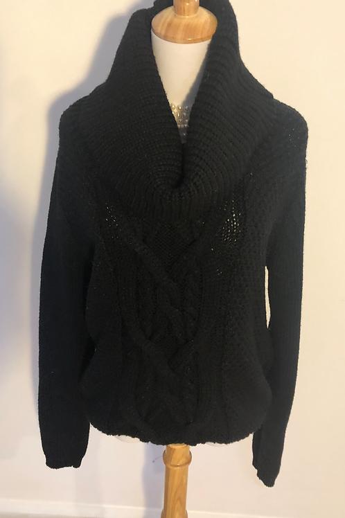 Trenery Italian wool yarn cable knit