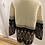 Thumbnail: Vintage rare 1970's boho soft cardigan