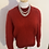 Thumbnail: Vintage angora red jumper