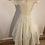 Thumbnail: Vintage wedding dress