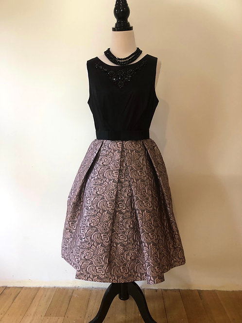 Brand new Review 1950's style evening frock