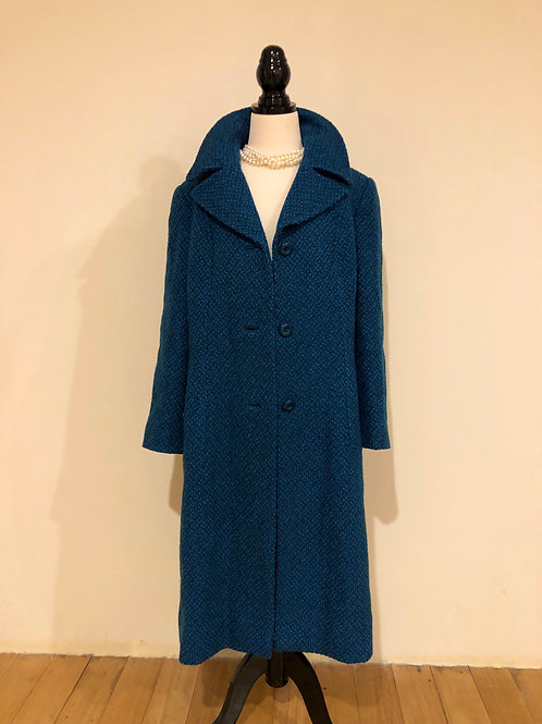 Vintage 1950's David Jones pure wool coat