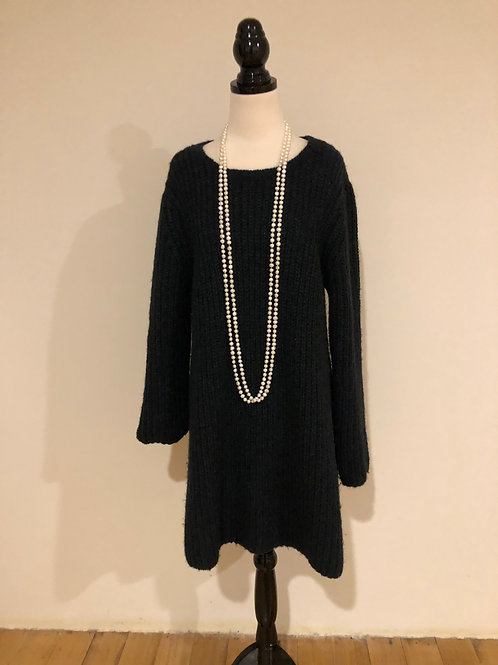 Designer COS Knitted soft wool winter dress