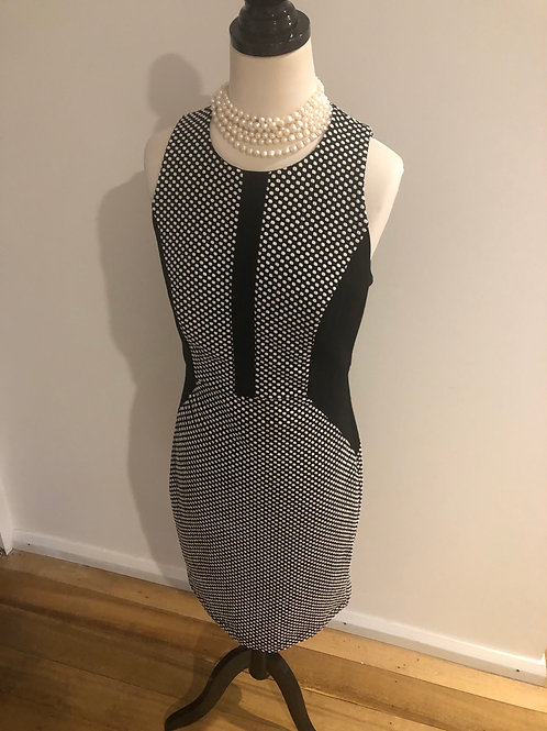 Cue polka dot dress