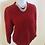 Thumbnail: Vintage 1980's wool knot jumper