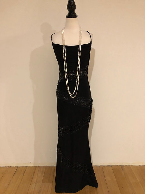 Gerry Shaw long evening gown