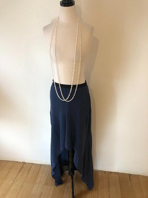 Willow designer silk skirt