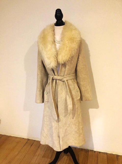 Vintage 1950's coat
