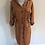Thumbnail: Linen vintage dress