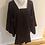 Thumbnail: Japanese vintage silk cotton kimono jacket