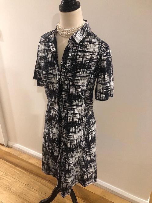 Verge New Zealand designer shirt dress