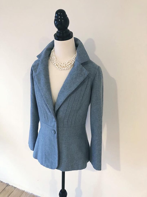 Vintage 1960's soft wool jacket