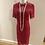 Thumbnail: Jayson Brunson 1920's style lace evening dress