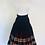 Thumbnail: Vintage fletcher Jone pure wool full pleated skirt