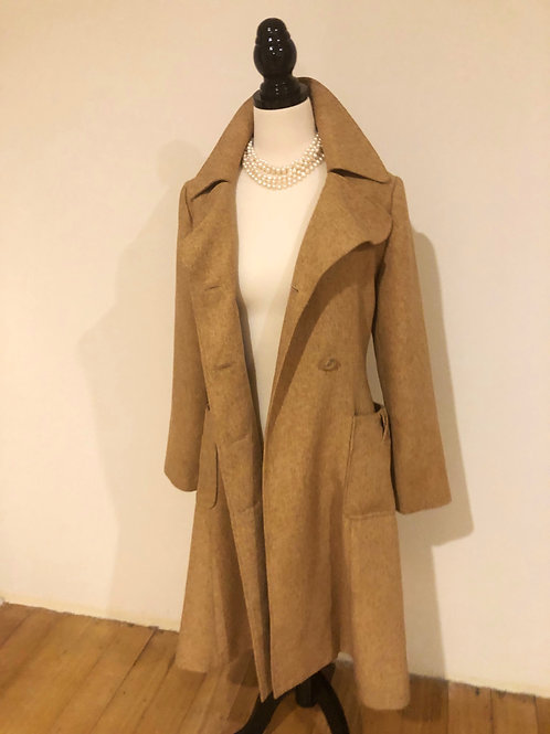 Amazing Vintage 1960's swing coat