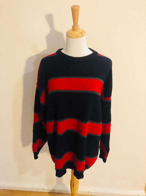 Vintage pure wool Tasmanian jumper