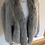 Thumbnail: Vintage 1960's rabbit fur light jacket size 10-14