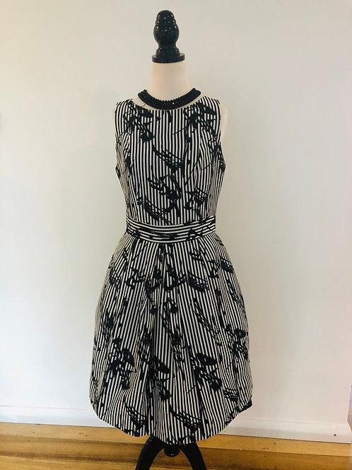 Australian cue dress 1950's style dress