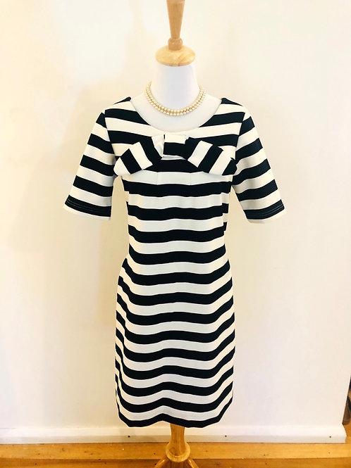 Designer Karen Walker 1950's style sailor nautical dress