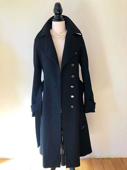 Vintage 1960's long warm Zara coat