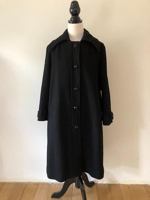 Vintage pure wool 1950's coat