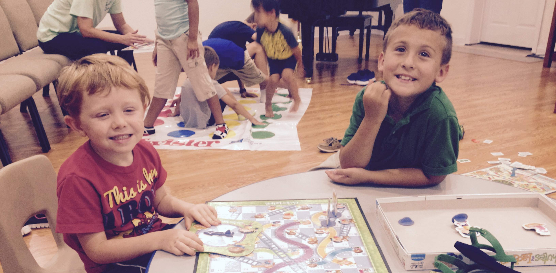 Back to School Board Game Bash, August 17th, 2018