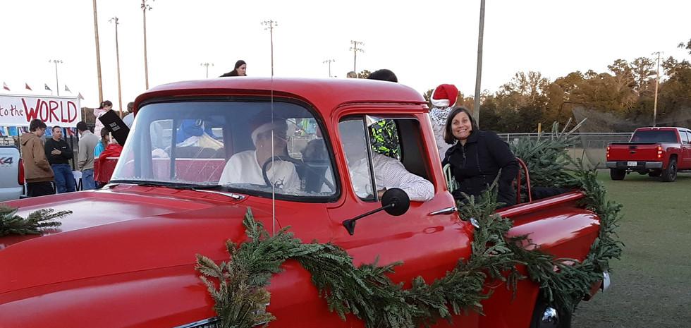 Christmas Parade, 2018