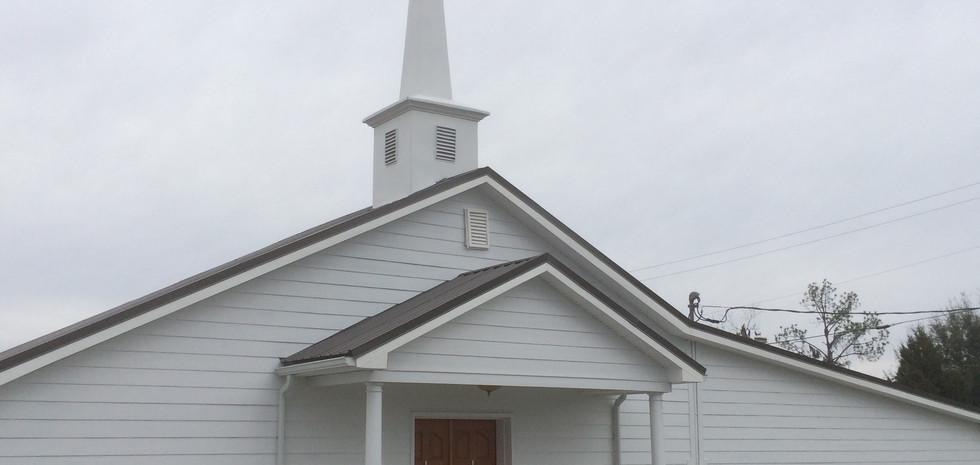 Church Dedication, January 29, 2017