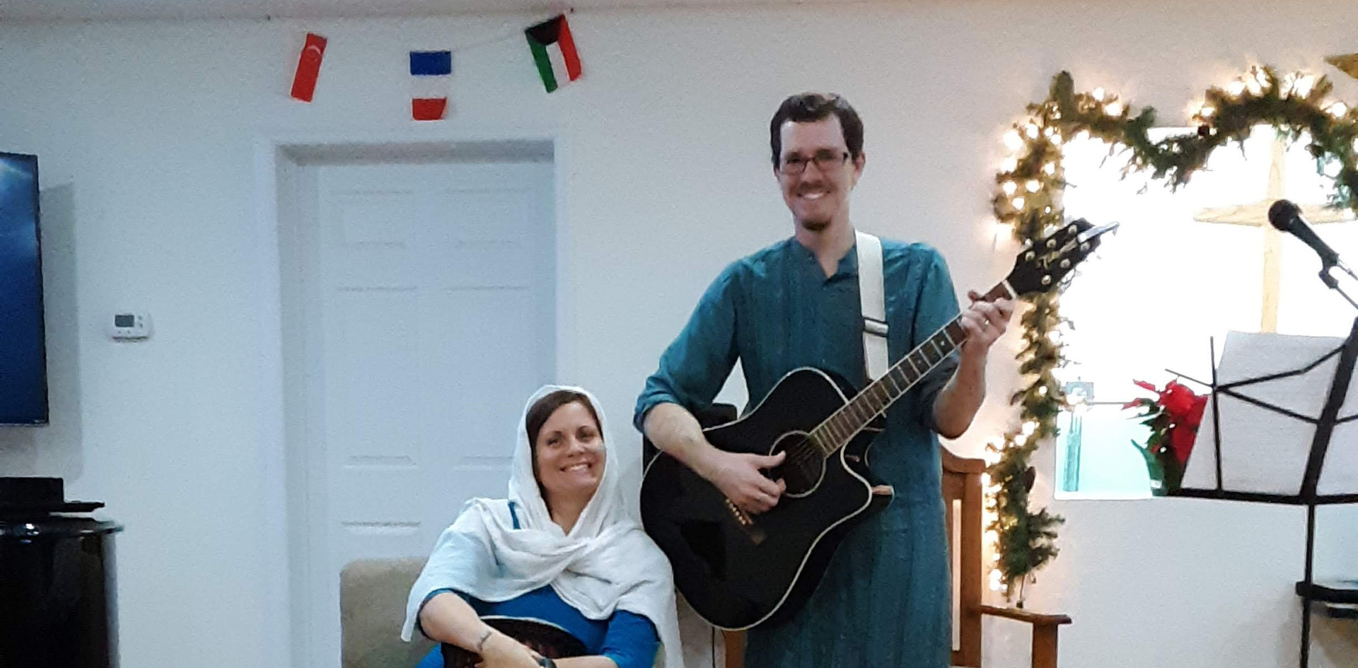 Missions Sunday, December 2nd, 2018