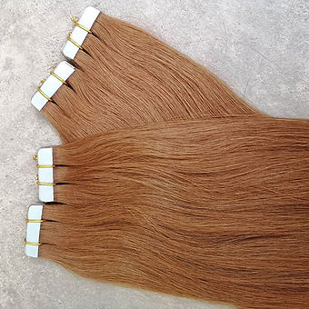 SEAMLESS TAPES, TAPE IN EXTENSIONS