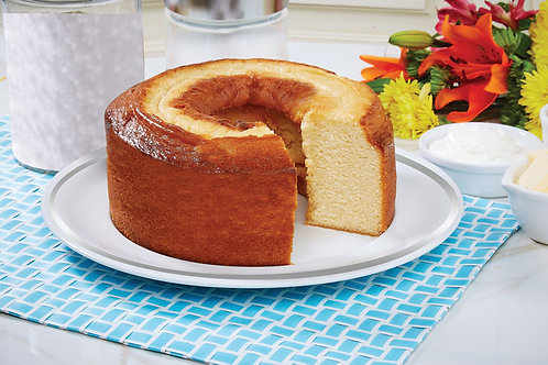 Old Fashioned 5 Flavor Pound Cake
