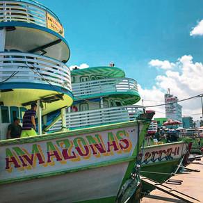 5 dicas para viajar de barco pela Amazônia