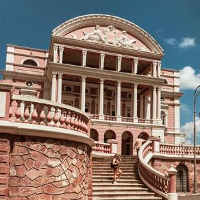 Perreché Tour - Centro histórico de Manaus e seus lugares incomuns
