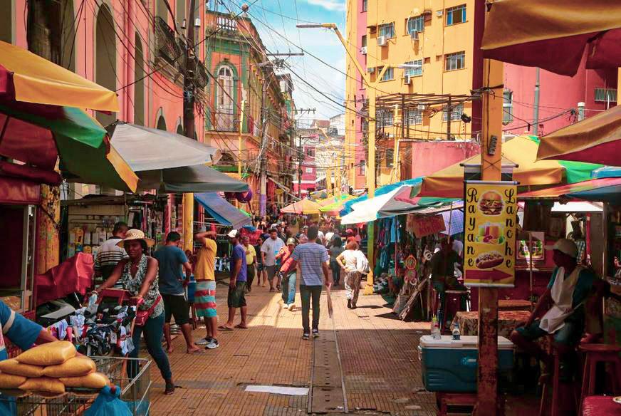 Centro comercial de Manaus
