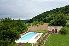 Location gîte de charme à Sarlat avec piscine