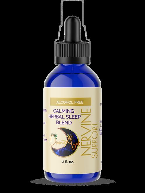 Calming Herbal Sleep Blend, 2 oz.