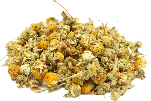 Organic Chamomile Flower Tops, 4 oz.