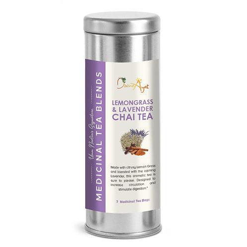 """Yeast Killer"" Chai Tea"