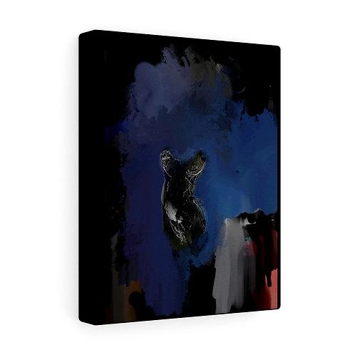 """Eunuch..."" Digital Artwork. Female FORM. Canvas Gallery Wraps."