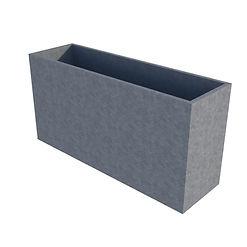 Galvanised rectangular planter.jpg