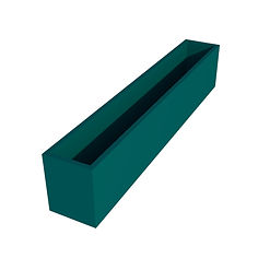 Powder coated window box.jpg
