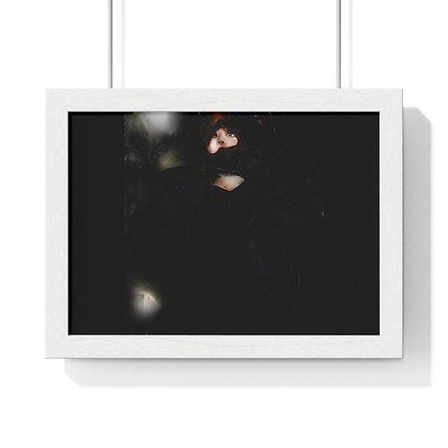 Black Frame....Premium Framed Horizontal Poster