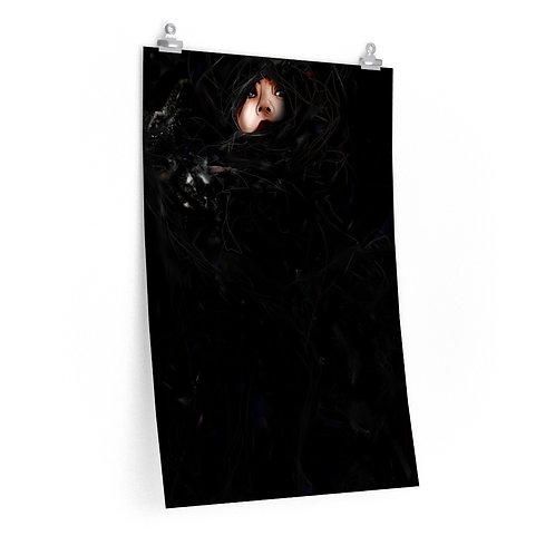 TURPIN WOMAN....Premium Matte vertical posters.