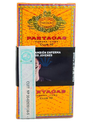 Partagas club  x10