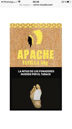 Apache vainilla 30 g