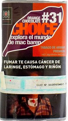 Mac Baren Choice  Orange Chocolate