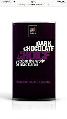 Mac Baren Choice Dark Chocolate