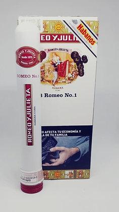 Romeo y Julieta N° 1. Tubo